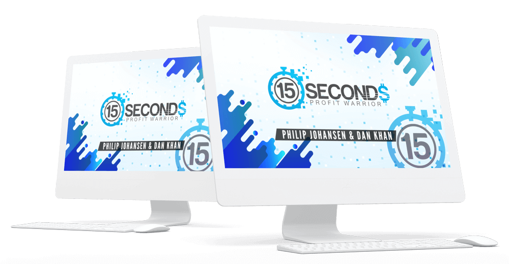 [GET] 15-Seconds Profit Warrior – Miracle 15-Seconds Traffic Hack Revealed – Launching 12 July 2021 Free Download