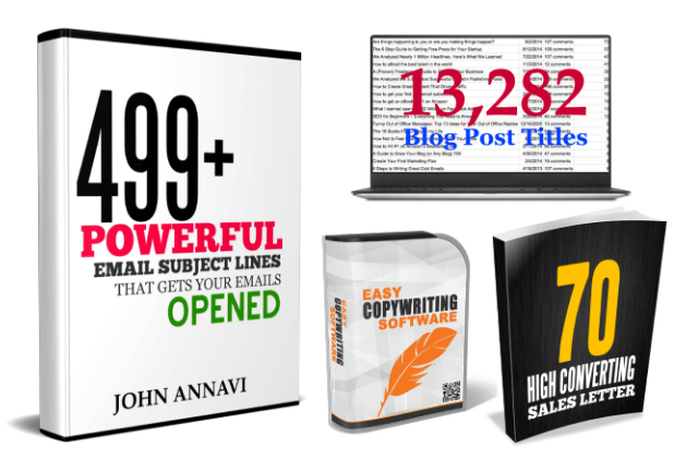[GET] 499+ Irresistible and Evergreen Copywriting Headlines Download