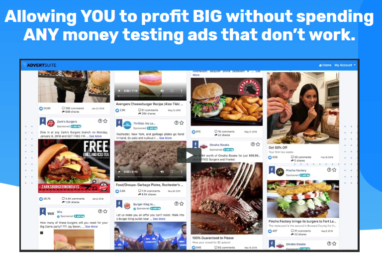 [HOT GROUP BUY] Advertsuite + OTO1 + OTO2 (Your Personal Account)