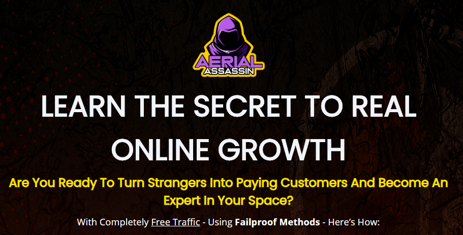 [GET] AERIAL ASSASSIN – Launching 5 Dec 2020 Free Download