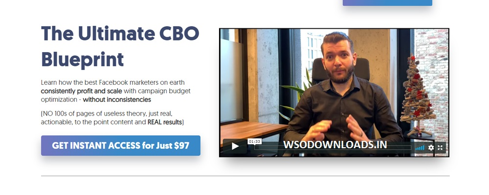 [SUPER HOT SHARE] Alex Fedotoff – The Ultimate CBO Blueprint Download