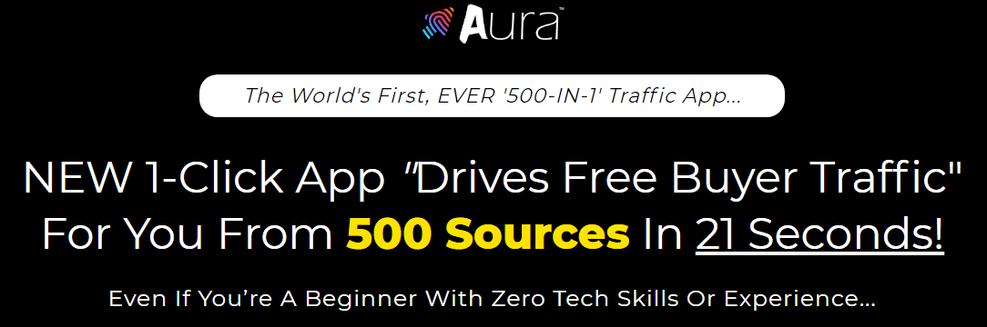 [GET] Aura + Upgrades – The Latest Traffic Solution Free Download