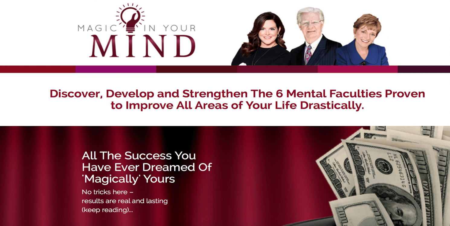 [SUPER HOT SHARE] Bob Proctor – Magic in Your Mind Download