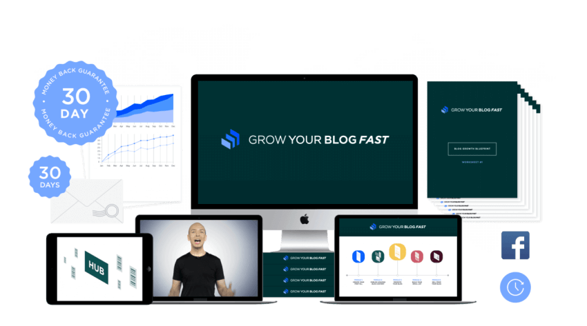 [SUPER HOT SHARE] Brian Dean – Grow Your Blog Fast Download