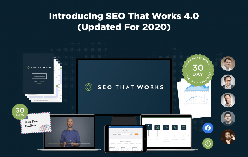 [SUPER HOT SHARE] Brian Dean – SEO That Works 4.0 (2020) Download