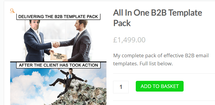 [SUPER HOT SHARE] Charm Offensive – All In One B2B Template Pack Download