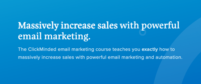 [SUPER HOT SHARE] ClickMinded – Email Marketing Course Download