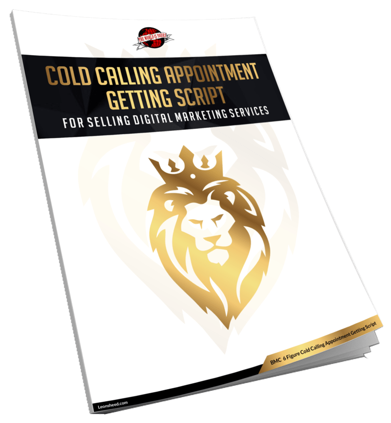 [GET] Cold Calling Appointment Getting Script Download