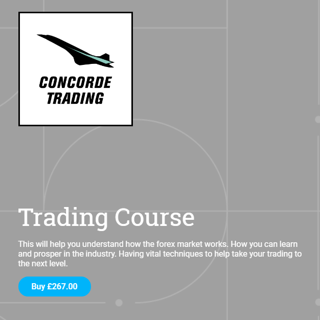 [SUPER HOT SHARE] Concorde Trading – Trading Course Download