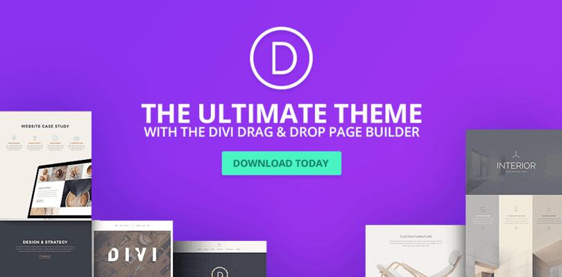 [GET] Divi – The Ultimate WordPress Theme and Visual Page Builder Plus Layouts & Plugins Free Download