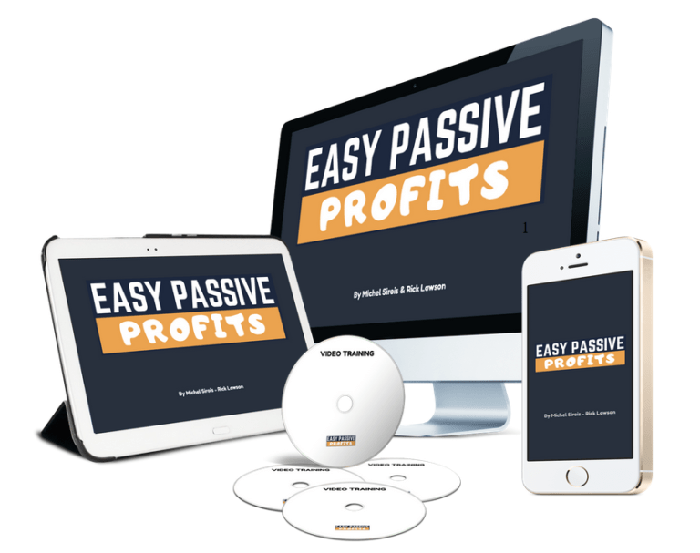 [GET] Easy Passive Profits by Michel Sirois and Rick Lawson Download