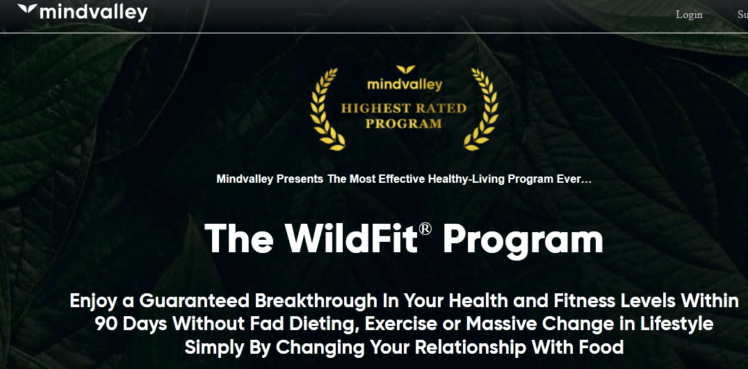 [SUPER HOT SHARE] Eric Edmeades – The WildFit Program Download