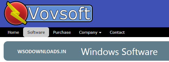 [GET] Free Universal License during the COVID-19 crisis for all 78 Vovsoft Products Download
