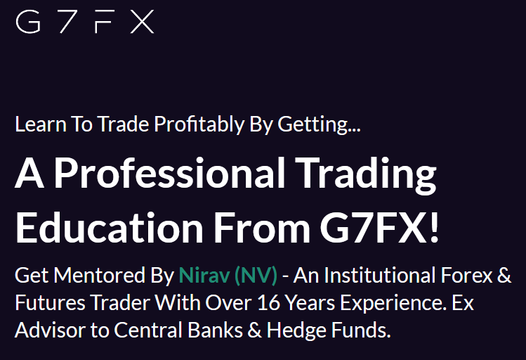 [SUPER HOT SHARE] G7FX – Foundation Course Download