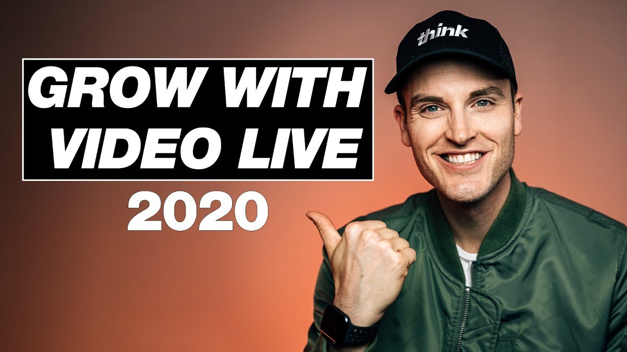 [SUPER HOT SHARE] Grow With Video Live 2020 Download