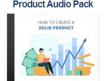 [GET] How To Create A Solid Product Audio Pack – MRR Free Download