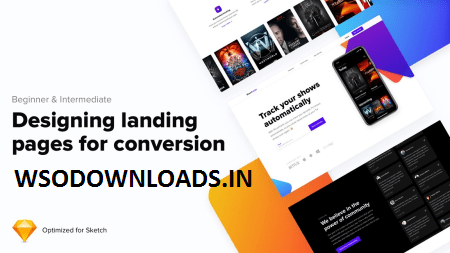 [GET] How to Design High Converting Landing Pages in Sketch for Beginners Download