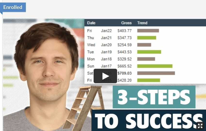 """[SUPER HOT SHARE] Ivan Mana – Affiliate Marketing Mastery (The """"3-Step Ladder"""" to Success) Download"""