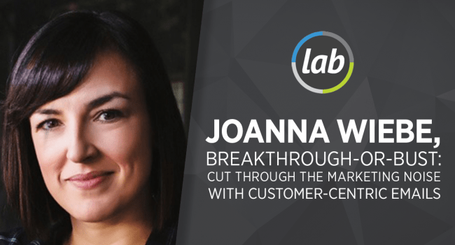 [SUPER HOT SHARE] Joanna Wiebe – How to STOP Boring Your Subscribers And START Getting Clicks Download