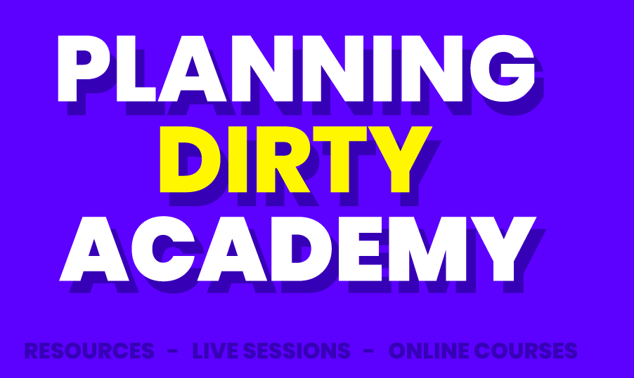[SUPER HOT SHARE] Julian Cole – Planning Dirty Academy Download