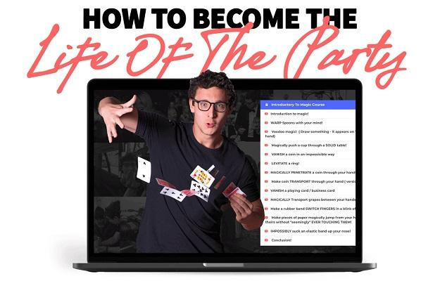 [GET] Julius Dein – How To Be The Life Of The Party Free Download