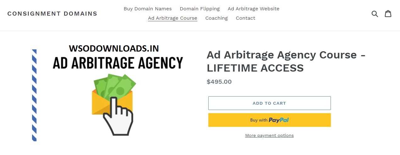 [SPECIAL OFFER] Justin DeMarco – Ad Arbitrage Course 2020