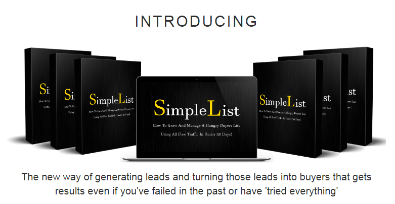 [GET] Kenny Cannon – Simple List Free Download