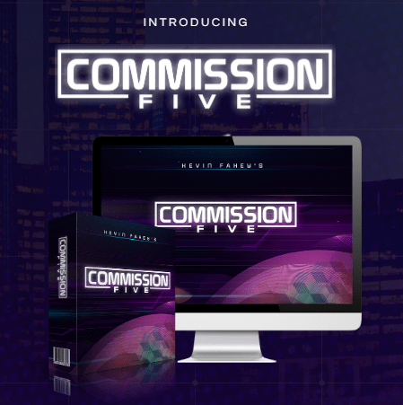 [GET] Kevin Fahey – Commission Five Free Download