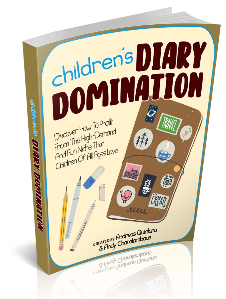 [GET] Kids Diary Domination + OTO's Free Download