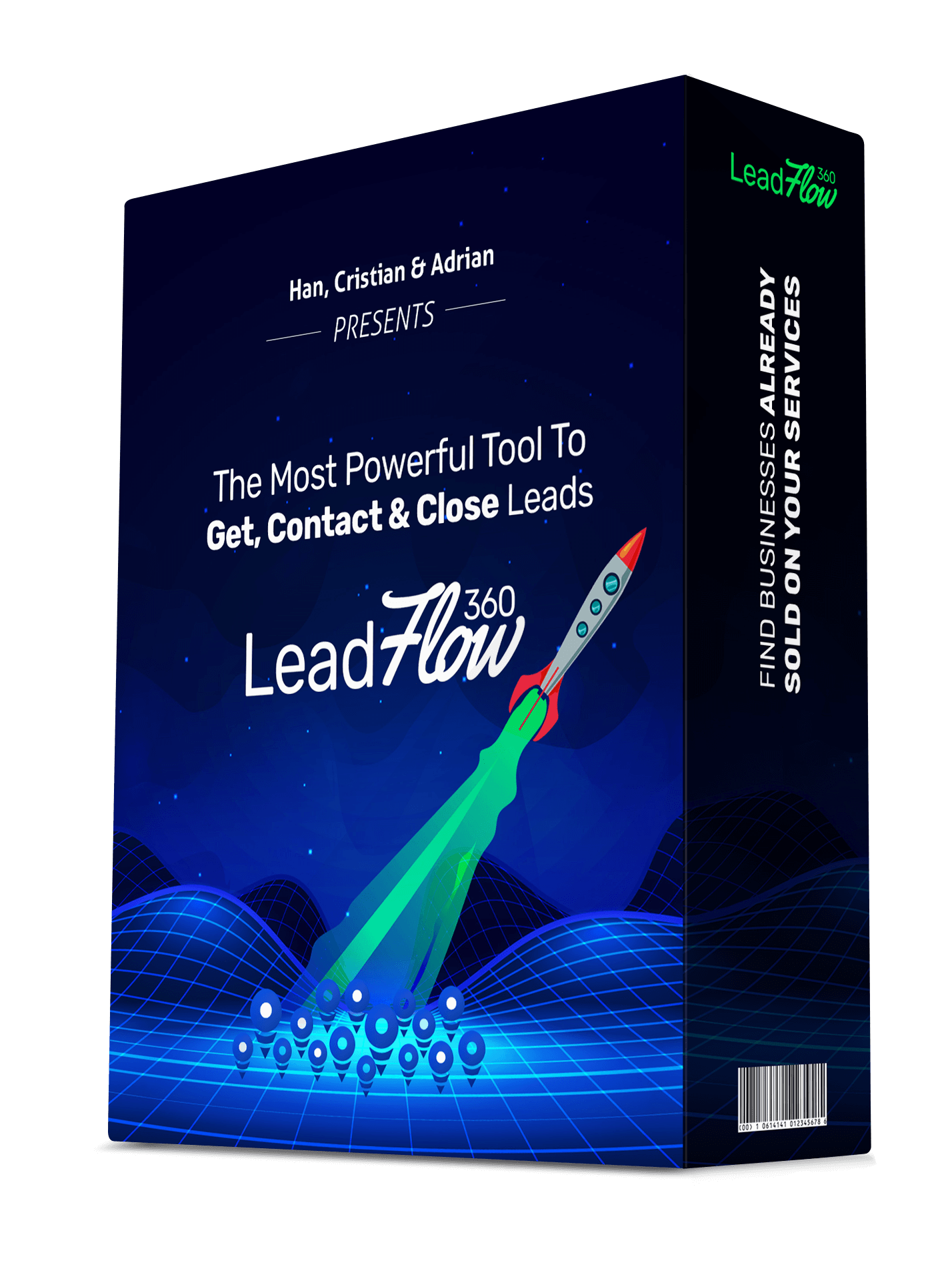 [GET] LeadFlow360   Find, Contact and Close Hundreds of Fresh Leads Download