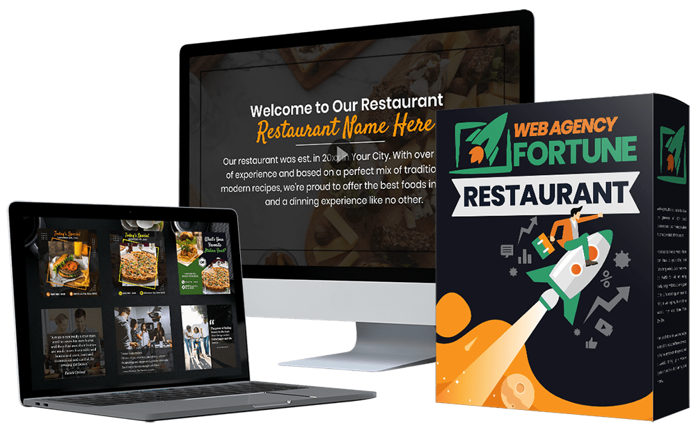 [GET] Local Agency Fortune – Restaurant Marketing Pack Free Download