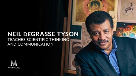 [SUPER HOT SHARE] MasterClass – Neil deGrasse Tyson – Teaches Scientific Thinking and Communication Download