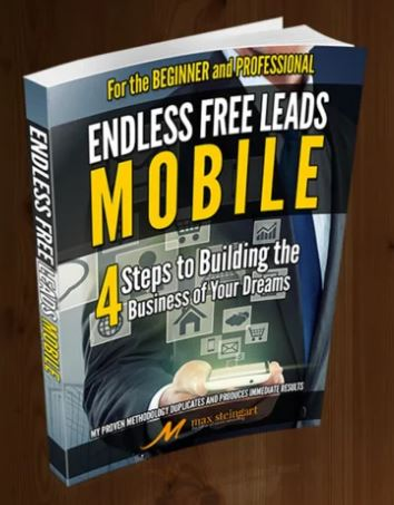 [GET] Max Steingart – Endless Free Leads Mobile Download