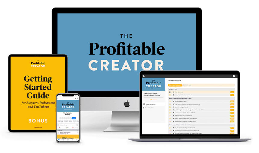 [GET] Melyssa Griffin – The Profitable Creator Free Download