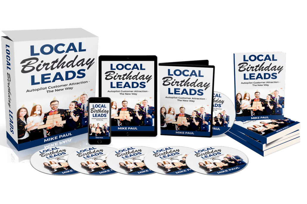 [GET] Mike Paul – Local Birthday Leads + OTO Free Download