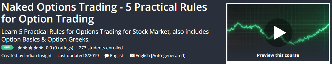[GET] Naked Options Trading – 5 Practical Rules for Option Trading Download
