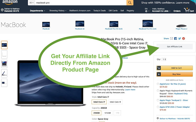 [GET] New Chrome Extension for Amazon Affiliates Download