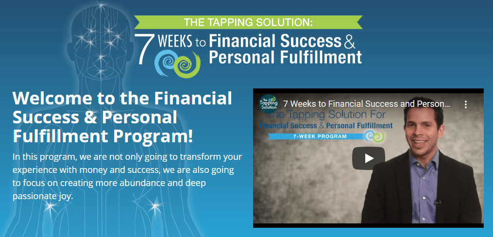 [SUPER HOT SHARE] Nick Ortner – 7 Weeks to Financial success & Personal Fulfillment Download