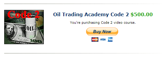 [HOT SHARE] Oil Trading Academy Code 2 Course Download