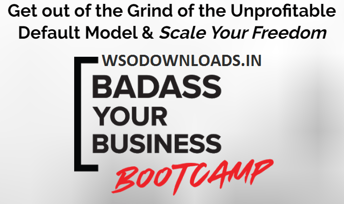 [SUPER HOT SHARE] Pia Silva – Badass Your Business Bootcamp Download