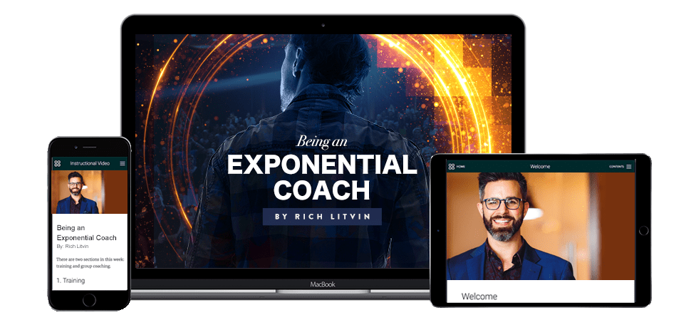 [SUPER HOT SHARE] Rich Litvin – Being an Exponential Coach Download