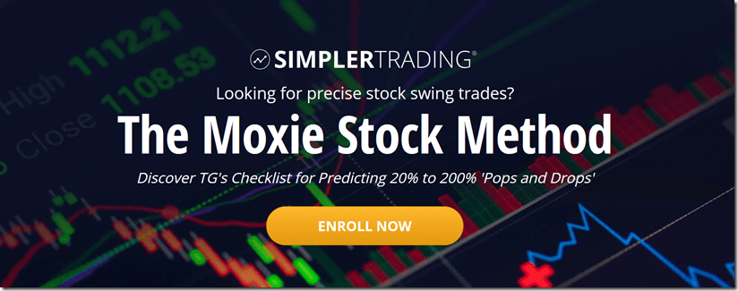 [GET] Simpler Trading – The Moxie Stock Method Free Download