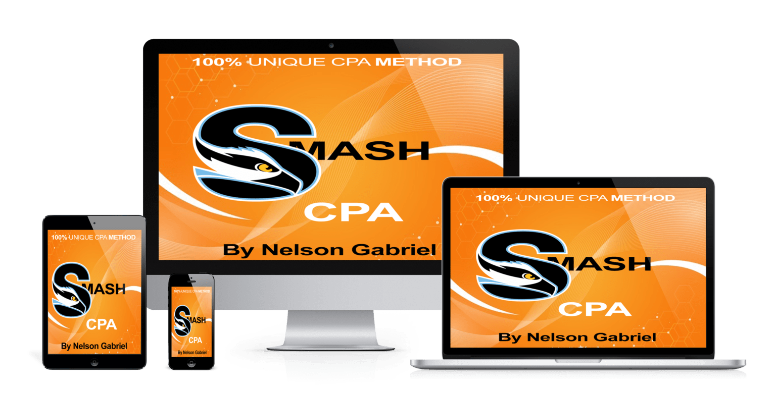 [GET] Smash CPA by Nelson Gabriel Free Download