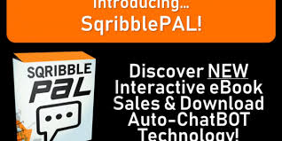 [GET] Sqribble Pal – Auto-Chatbot Free Download