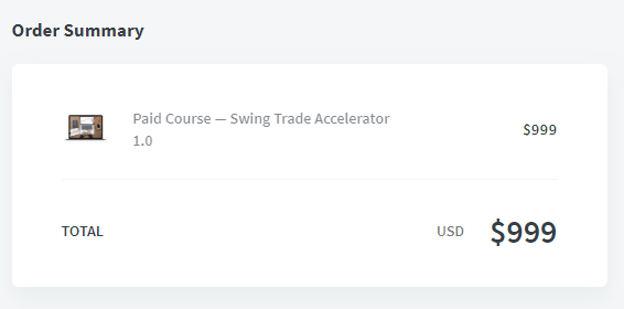 [SUPER HOT SHARE] Swing Trade Accelerator 1.0 Download