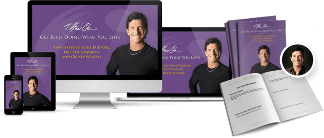 [SUPER HOT SHARE] T. Harv Eker – Get Rich Doing What You Love Download