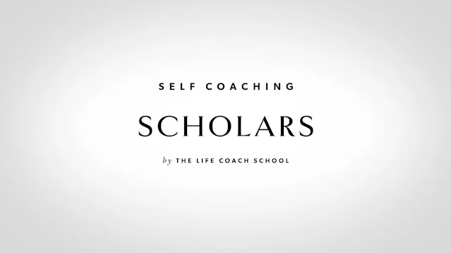 [SUPER HOT SHARE] The Life Coach School – Self Coaching Scholars UP1 Download