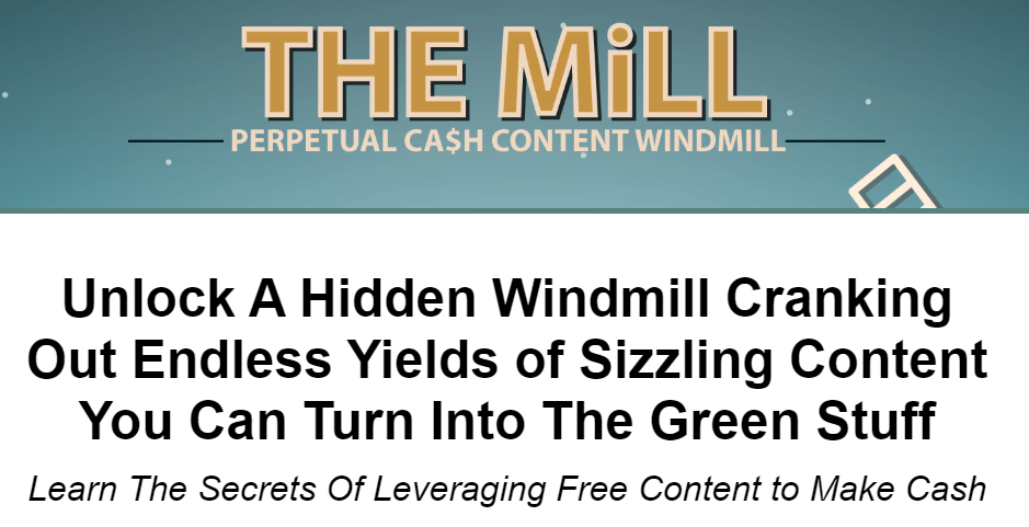 [GET] The Mill Download