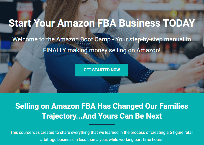[SUPER HOT SHARE] The Selling Family – Amazon Boot Camp V4.0 Download