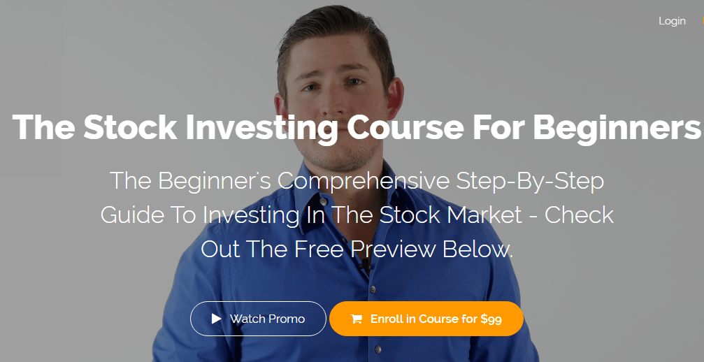 [SUPER HOT SHARE] Matt Dodge – The Stock Investing Course For Beginners Download